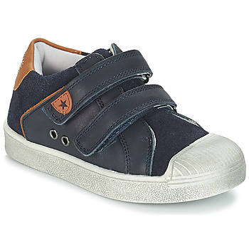 Scarpe Bambino Sneakers basse André TOBOGGAN Marine