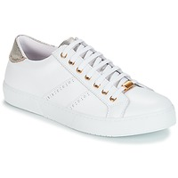 Scarpe Donna Sneakers basse André BERKELEY Bianco