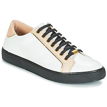 Scarpe Donna Sneakers basse André BERKELITA Bianco