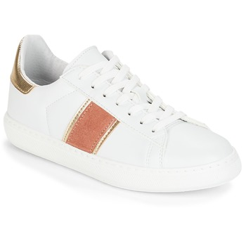 Scarpe Donna Sneakers basse André FRISBEE Bianco