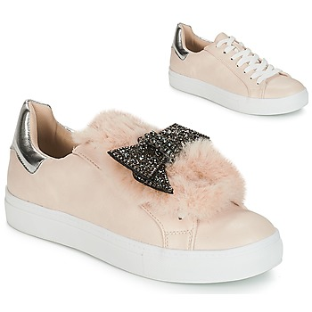 Scarpe Donna Sneakers basse André TELAMONE Beige
