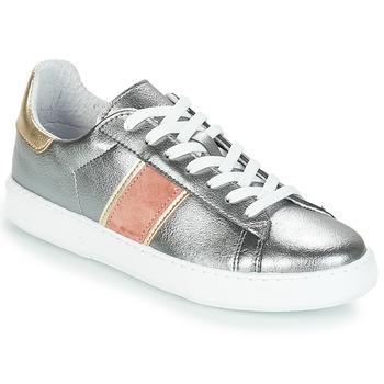 Scarpe Donna Sneakers basse André FRISBEE Argento