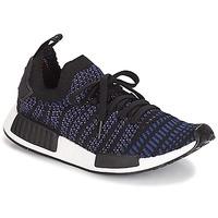 Scarpe Donna Sneakers basse adidas Originals NMD R1 STLT PK W Nero