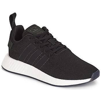 Scarpe Sneakers basse adidas Originals NMD R2 Nero