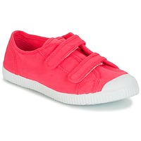 Scarpe Bambina Sneakers basse André LITTLE SAND Rosa