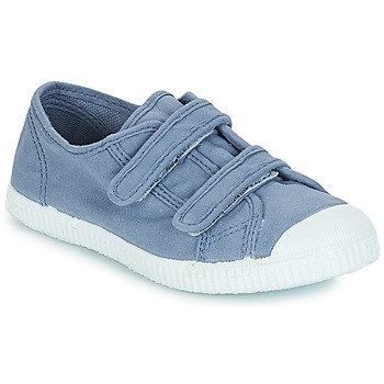 Scarpe Unisex bambino Sneakers basse André LITTLE SAND Blu