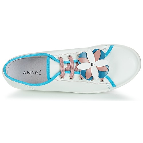 Verde Guimauve Basse Donna Sneakers André OvN8nwm0