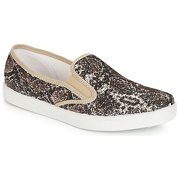Scarpe Donna Slip on André SAUVAGE Beige