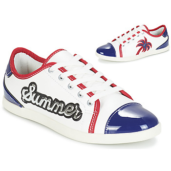 Scarpe Donna Sneakers basse André LIMONADE Bianco