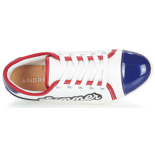 Bianco André Sneakers Basse Limonade Limonade André Basse Sneakers xtdCsrhQ