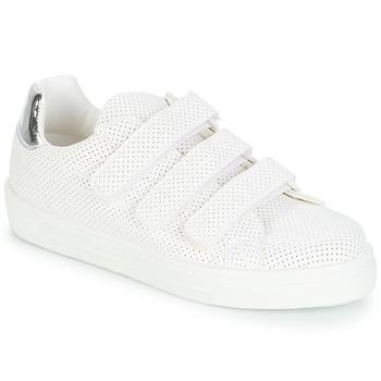 Scarpe Donna Sneakers basse André CARLINE Bianco