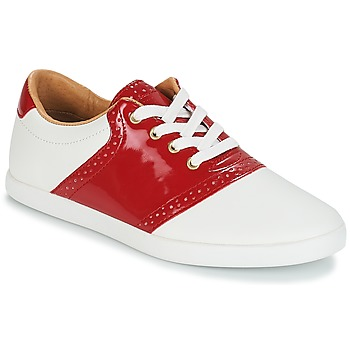 Scarpe Donna Sneakers basse André LIZZIE Rosso