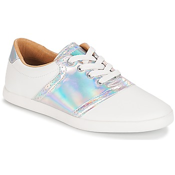 Scarpe Donna Sneakers basse André LIZZIE Bianco