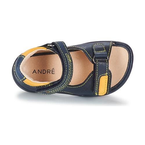 Consegna 3430 Scarpe Gratuita Voyage André Sandali Marine Bambino 8ynvwN0mO