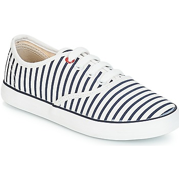 Scarpe Bambina Sneakers basse André MARINETTE Bianco