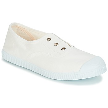 Scarpe Bambina Sneakers basse André LES VACANCES Bianco