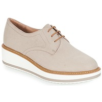 Scarpe Donna Derby André CHICAGO Taupe