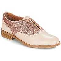 Scarpe Donna Derby André CHARLY Nude