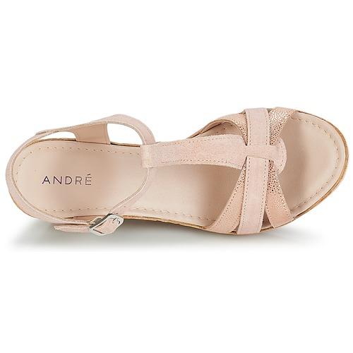 Aloe Nude Scarpe 5310 Sandali Donna André Gratuita Consegna RL4j5A