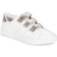 Scarpe Donna Sneakers basse André PADDLE Bianco