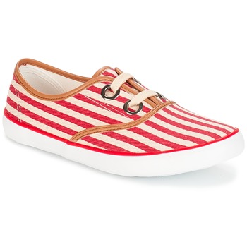 Scarpe Donna Sneakers basse André MELON Rosso