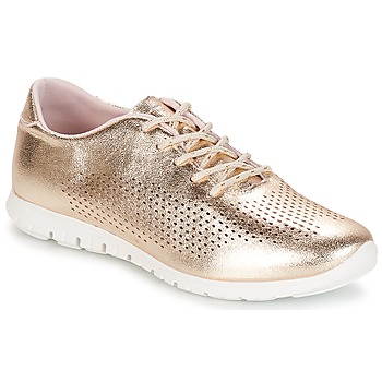 Scarpe Donna Sneakers basse André AIKIDO Dore