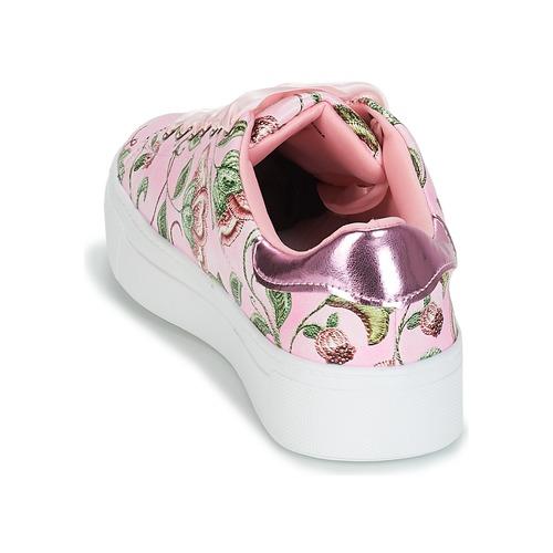 Sneakers Popy Basse Gratuita Scarpe Consegna Donna Rosa André 3430 Y6gfyvIb7