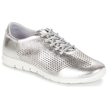 Scarpe Donna Sneakers basse André AIKIDO Argento