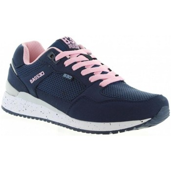 Scarpe Donna Sneakers basse Bass3d SNEAKERS DONNA 41307 C NAVY Blu