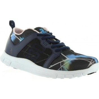 Scarpe Donna Sneakers basse Bass3d SNEAKERS DONNA 41193 C NAVY Blu