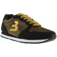Scarpe Donna Sneakers basse Bass3d SNEAKERS DONNA 41195 C GOLD oro