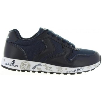 Scarpe Donna Sneakers basse Bass3d SNEAKERS DONNA 41298 C NAVY Blu