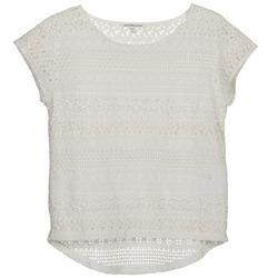 Abbigliamento Donna T-shirt maniche corte Best Mountain SOLI Bianco