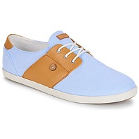 Scarpe Sneakers basse Faguo CYPRESS13 Blu / Camel