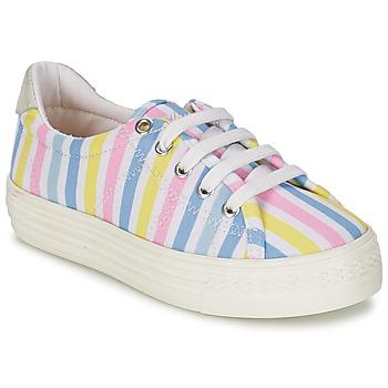Scarpe Bambina Sneakers basse Shwik STEP LO CUT Multicolore