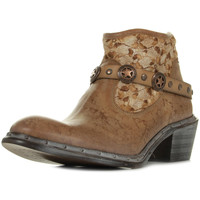 Scarpe Donna Stivaletti Bunker Nely Jungle Marrone