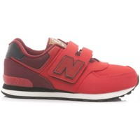 Scarpe Unisex bambino Sneakers basse New Balance Sneakers Bambini Rosso KV574YIY rosso