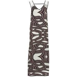 Abbigliamento Donna Abiti lunghi Sisley SIXIOL Multicolore