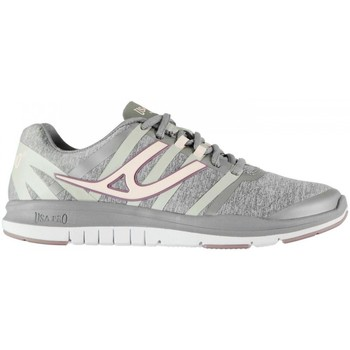 Scarpe Donna Sneakers basse Usa Pro SNEAKERS FITNESS DONNA GREY/PINK Grigio