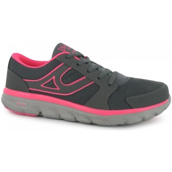 Scarpe Donna Sneakers basse Usa Pro SNEAKERS FITNESS DONNA CHARCOAL/PINK Multicolore