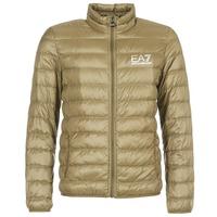Abbigliamento Uomo Piumini Emporio Armani EA7 TRAIN CORE ID M DOWN LIGHT Marrone