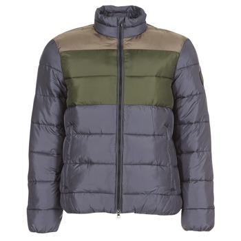 Abbigliamento Uomo Piumini Emporio Armani EA7 MOUNTAIN M MEDIUM TRITONAL JACKET Nero / Kaki