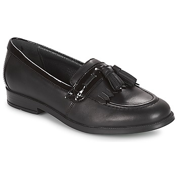 Scarpe Bambina Mocassini Start Rite LOAFER PRI Nero