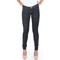Abbigliamento Donna Jeans skynny Lee Spodnie  Toxey Rinse Deluxe L527SV45 blue