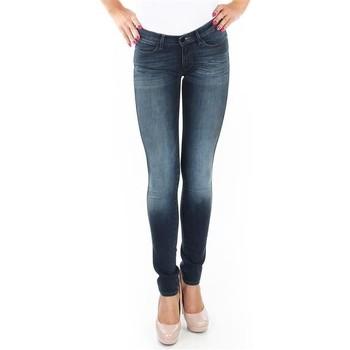 Abbigliamento Donna Jeans skynny Wrangler Spodnie  Corynn W25FU453J blue