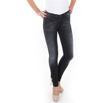 Abbigliamento Donna Jeans skynny Wrangler Jaclyn W26DLI53K black