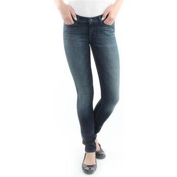 Abbigliamento Donna Jeans skynny Wrangler Jeans  Jaclyn  Dark Lake W26DU468Y blue