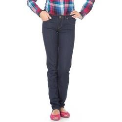 Abbigliamento Donna Jeans slim Lee Jeans  Lynn Straight  L333EYCU blue
