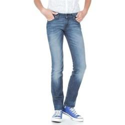 Abbigliamento Donna Jeans slim Lee Marlin L337AMPI blue