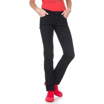 Abbigliamento Donna Jeans slim Lee Marlin L337DROC black
